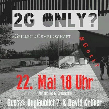 3G special Unglaublich und David Kröker