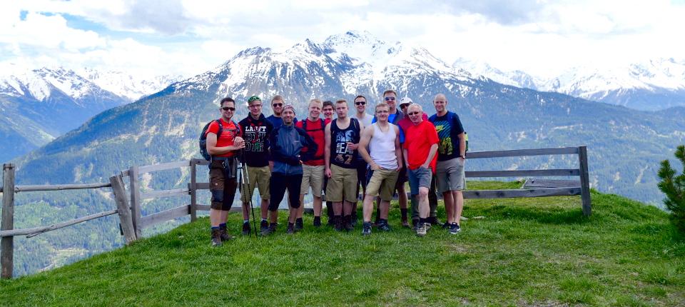 Ausflug in die Berge